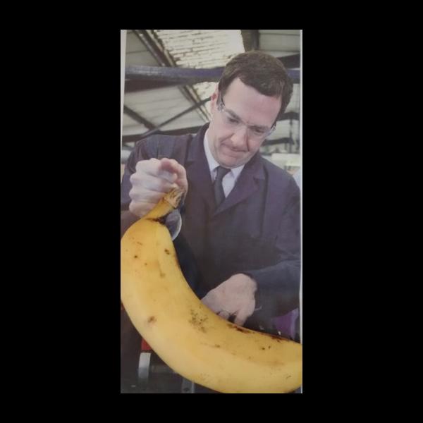 George Osborne Banana